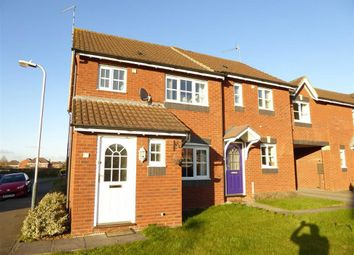 Thumbnail 3 bed end terrace house to rent in Faulconbridge Way, Heathcote, Warwick