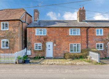 Thumbnail 4 bedroom terraced house for sale in Vine Cottages, The Street, Greywell, Hook