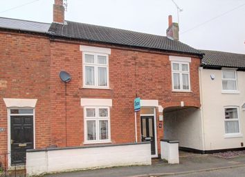 Thumbnail 3 bed terraced house for sale in Avenue Road, Ashby-De-La-Zouch
