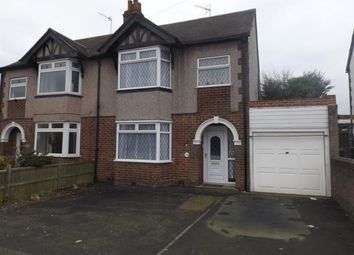 Thumbnail 3 bedroom semi-detached house for sale in Eakring Road, Mansfield, Nottinghamshire