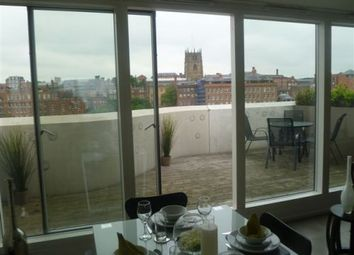 Thumbnail 3 bed flat to rent in Nottingham One Entrance, Canal Street, Nottingham