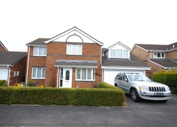 Thumbnail 4 bedroom detached house for sale in Palmers Green, Forest Hall, Newcastle Upon Tyne