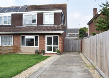 Thumbnail 3 bed semi-detached house for sale in Jeffery Close, Staplehurst, Tonbridge