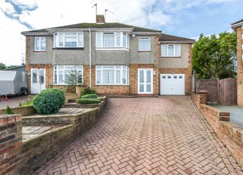 Thumbnail 5 bed semi-detached house for sale in Bramley Rise, Strood