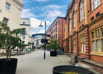 Thumbnail 2 bed flat to rent in Regent Street, Leamington Spa
