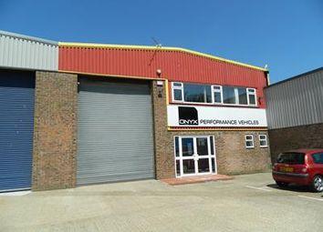 Thumbnail Light industrial to let in Unit E, Riverside Industrial Estate, Littlehampton, West Sussex