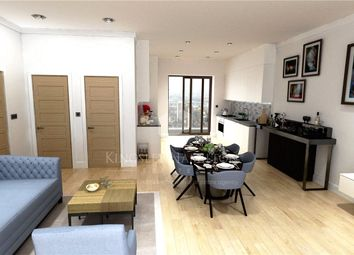 Thumbnail 2 bed flat for sale in Royal Wharf, North Woolwich Road, London