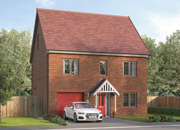 "4 bed detached house for sale in ""The Prestbury"" at Etwall Road, Mickleover, Derby DE3"