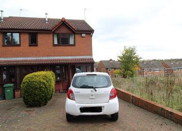 Thumbnail 2 bed end terrace house to rent in Commonside, Pensnett, Brierley Hill