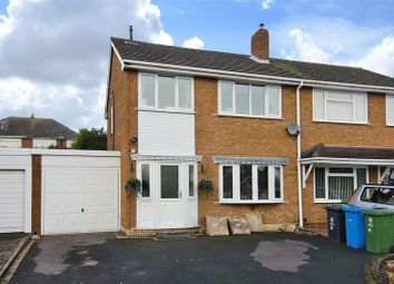 Thumbnail 3 bed semi-detached house for sale in Sutherland Road, Cheslyn Hay, Walsall