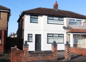 3 bed semi-detached house for sale in Meadway, Bootle L30