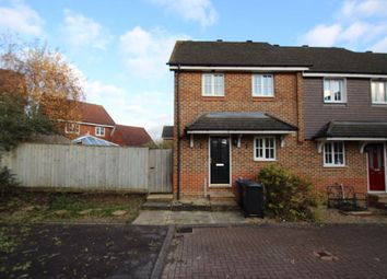 Thumbnail 3 bed end terrace house to rent in Newhurst Park, Paxcroft Mead, Trowbridge, Wiltshire