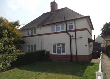 Thumbnail 3 bed semi-detached house for sale in Woodley Square, Nottingham, Nottinghamshire