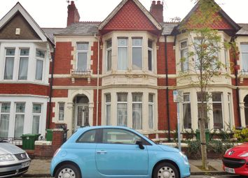 Thumbnail 3 bedroom terraced house to rent in Edington Avenue, Heath, Cardiff