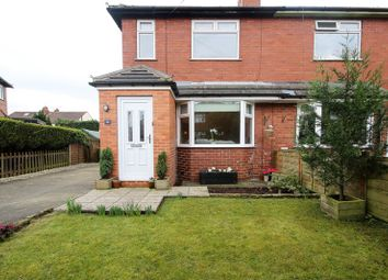 Thumbnail 2 bed semi-detached house for sale in Lynnfield Gardens, Leeds, West Yorkshire