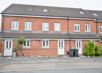 Thumbnail 3 bedroom terraced house for sale in Pavilion Close, Swindon