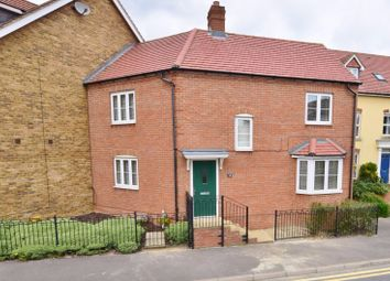 Thumbnail 3 bed end terrace house to rent in Violet Way, Kingsnorth, Ashford