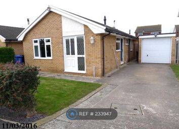 Thumbnail 3 bed bungalow to rent in Llys Sion, Rhyl