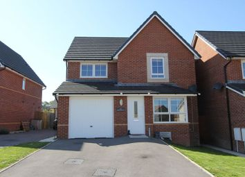 Thumbnail 3 bed detached house for sale in St. Johns View, St. Athan, Barry