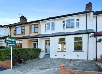Thumbnail 3 bed terraced house for sale in Petworth Road, North Finchley
