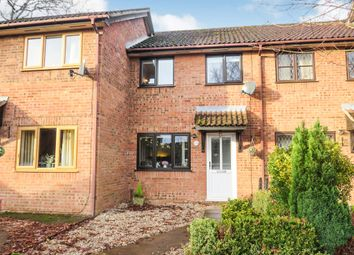 2 bed terraced house for sale in Nutwood Close, Taverham, Norwich NR8