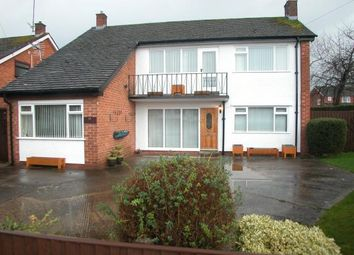 Thumbnail 3 bed detached house for sale in Bushell Road, Neston, Cheshire