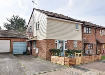 Thumbnail 1 bed semi-detached house for sale in Suffolk Avenue, Leigh-On-Sea