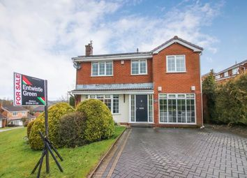 Thumbnail 4 bed detached house for sale in Heartwood Close, Blackburn, Lancashire