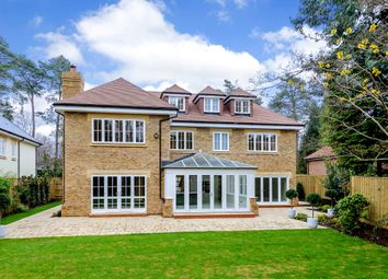 Thumbnail 6 bed detached house for sale in Ravensdale Road, Ascot, Berkshire