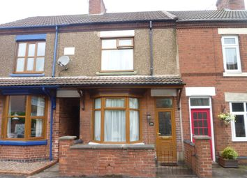 Thumbnail 2 bed terraced house for sale in Hermitage Road, Whitwick, Coalville