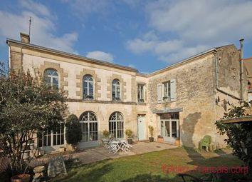 Thumbnail 4 bed town house for sale in St Maixent L'ecole, Deux-Sèvres, 79400, France