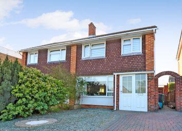 Sandy Lane, Fair Oak, Eastleigh SO50. 3 bed semi-detached house for sale