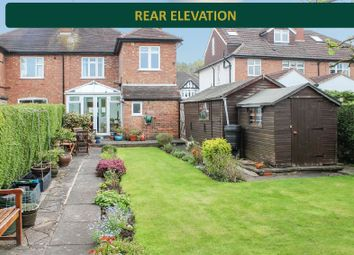 Thumbnail 4 bed semi-detached house for sale in Shanklin Avenue, South Knighton, Leicester