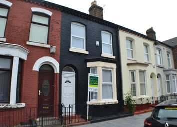 Thumbnail 3 bed terraced house for sale in Mill Street, Dingle, Liverpool