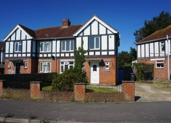 3 bed semi-detached house for sale in Beryton Road, Gosport PO12
