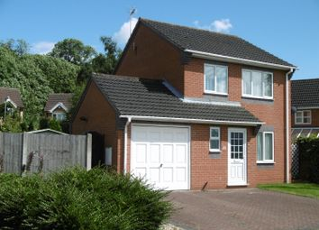 Thumbnail 3 bed detached house for sale in Old Showfields, Gainsborough