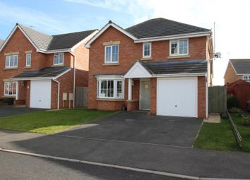 Thumbnail 4 bedroom detached house for sale in Blackbird Road, Corby