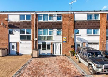 Thumbnail 3 bed terraced house for sale in Enbrook Road, Sandgate, Folkestone