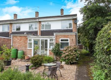 Thumbnail 3 bedroom end terrace house for sale in Fairview Close, Romsey