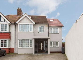 Thumbnail 5 bed semi-detached house for sale in Burton Gardens, Hounslow, Greater London.