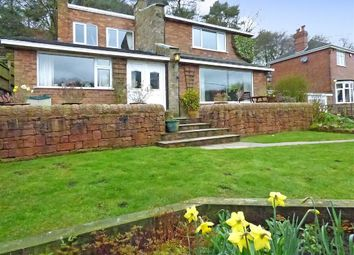 Thumbnail 3 bed detached house for sale in St Annes Vale, Brown Edge, Stoke-On-Trent