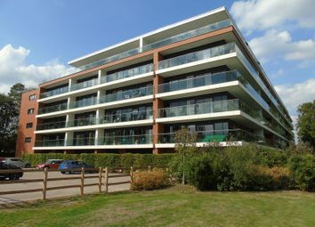 Thumbnail 2 bed flat for sale in Racecourse Road, Newbury