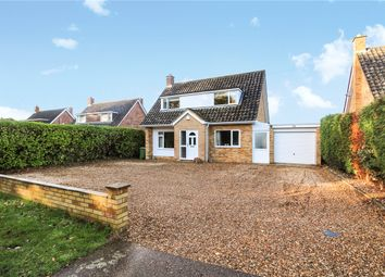 Thumbnail 4 bed detached house for sale in Brickle Road, Stoke Holy Cross, Norwich, Norfolk