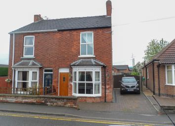 Thumbnail 2 bed semi-detached house for sale in High Street, Misterton, Doncaster