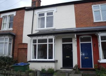Thumbnail 2 bed terraced house to rent in Upper St. Marys Road, Bearwood, Smethwick