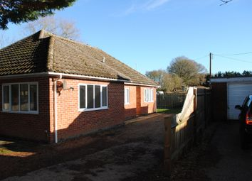 Thumbnail 5 bed detached bungalow to rent in Rye Common Lane, Crondall, Farnham