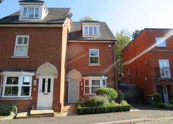 Thumbnail 3 bed semi-detached house for sale in Osborne Drive, Detling Hill, Detling, Maidstone