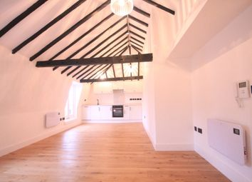 Thumbnail 1 bed flat to rent in Shen Place Almshouses, Shenfield Road, Brentwood