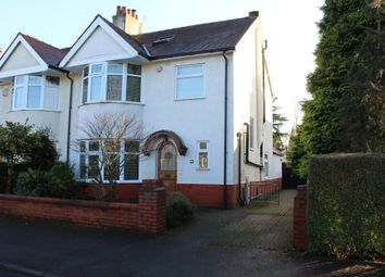 Thumbnail 4 bed semi-detached house for sale in Victoria Road, Preston