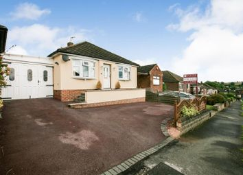 Thumbnail 2 bed bungalow for sale in Warren Rise, Dronfield, Derbyshire